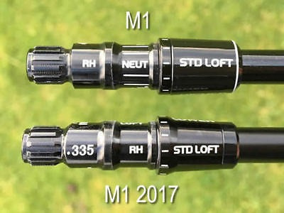 2017 taylormade r15 m1 m2 sldr rbz2 driver, adaptador fw, 33