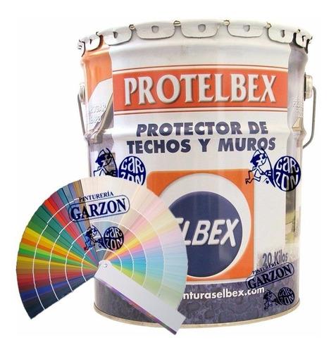 20k impermeabilizante protelbex colores pastel a eleccion!