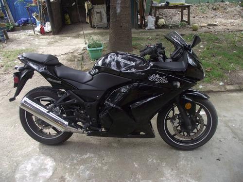 250 moto kawa ninja