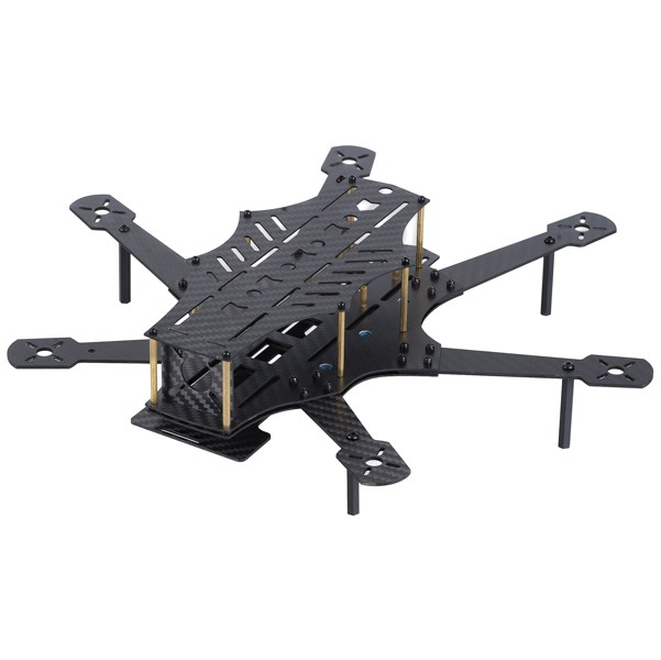 290 Fibra Carbono 6 Eje Rotor Hexacopter Multi-kit Marco - $ 4.512 ...