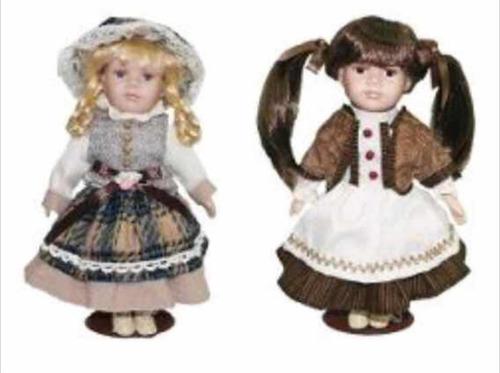 3 boneca porcelana importada vitoriana época dama antiga