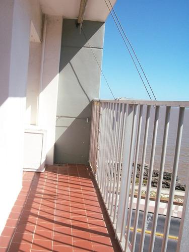 3 dormitorios 2 baños vista  rambla y pocitos 2 terrazas gge