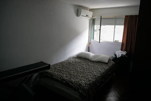 3 habitaciones en el centro!!