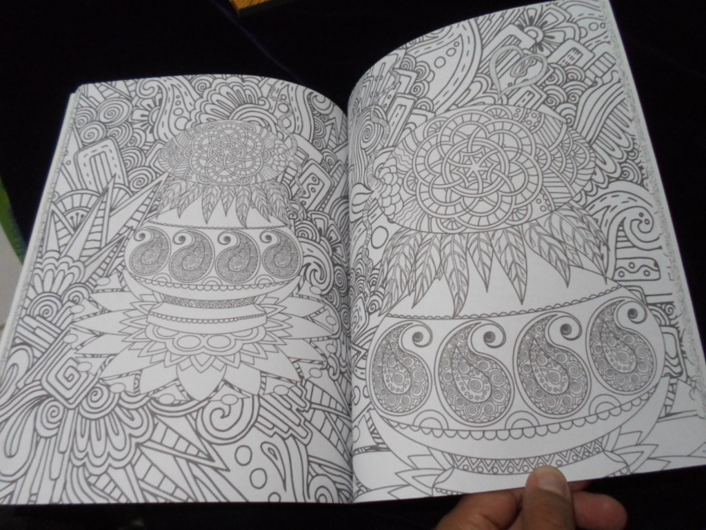3 Libros Mandalas: Fauna Dragones Y Flores. Para Colorear - $ 350.00 ...