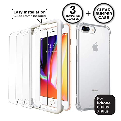 3 pack iphone 8 plus case