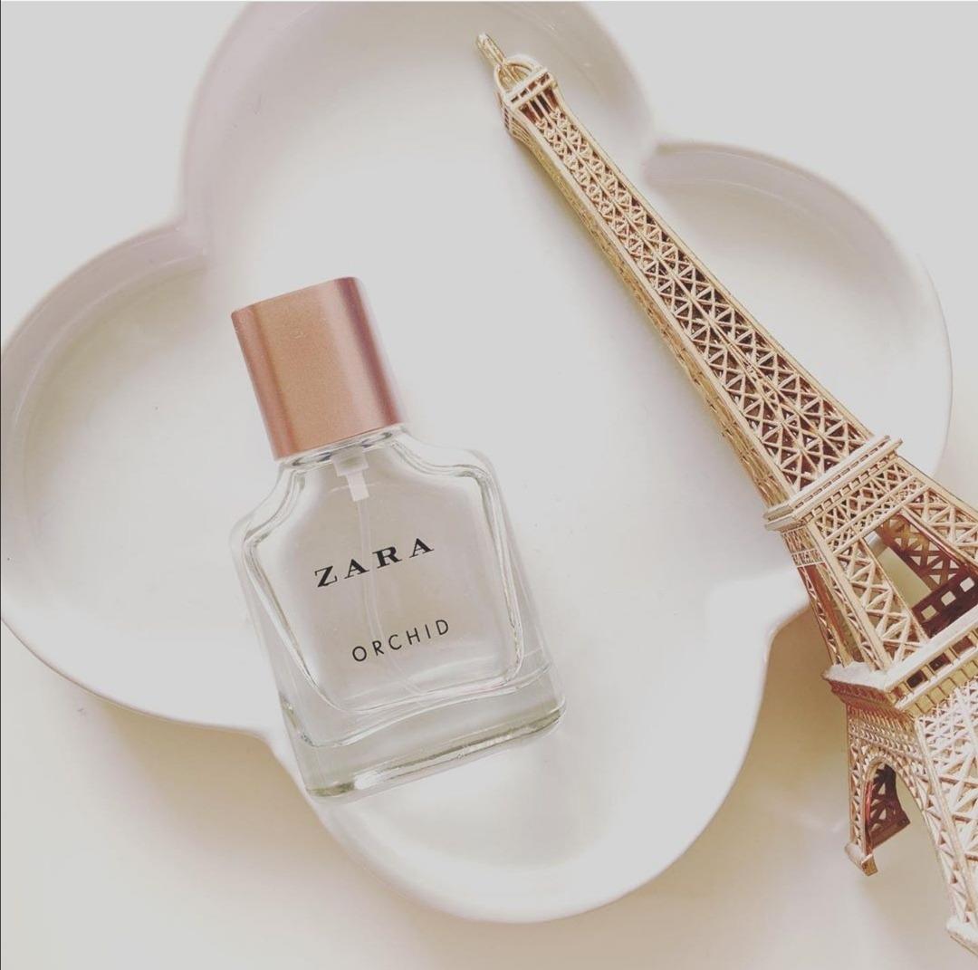 3 Perfumes. Zara Fruity + Zara Orchid + Zara Gardenia ...
