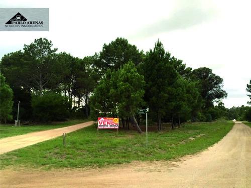 3 terrenos en venta - playa santa regina - colonia #133
