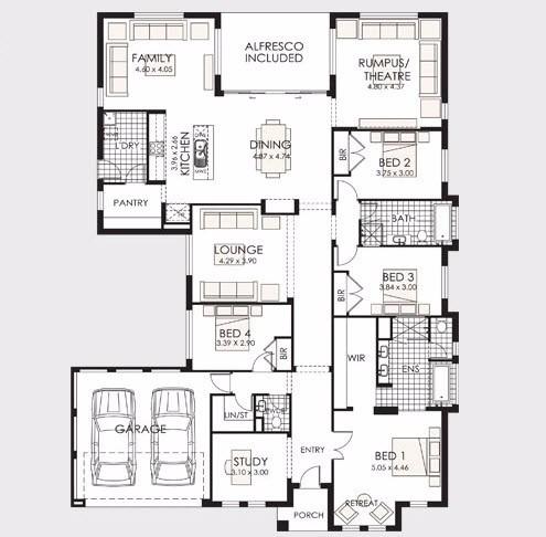 300 im genes de fachadas de casa y 300 planos de casas for Diseno de casa de 300 metros cuadrados