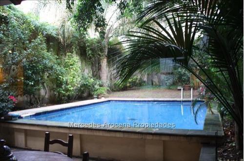 4 dormitorios y 4 baños servicio piscina jardin cw51140