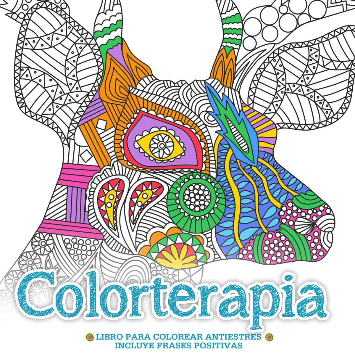 5 Libros Antiestress Para Colorear Mandalas - Magnapel - $ 200,00 en ...