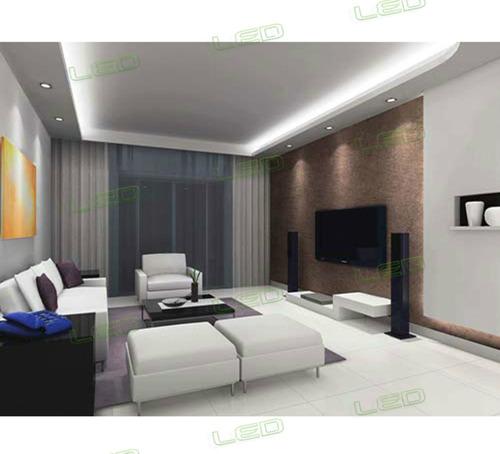 5 metros tira led blanca 60led/m p/interior. cinta adhesiva