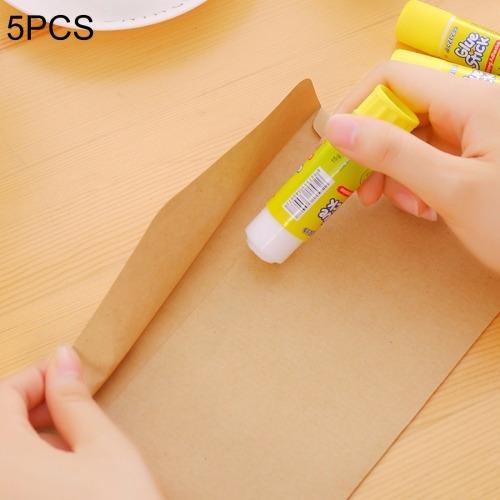 5 pcs no toxico fuerte adhesion pegamento barra solida 21