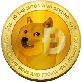 50 dogecoin bitcoin moeda virtual