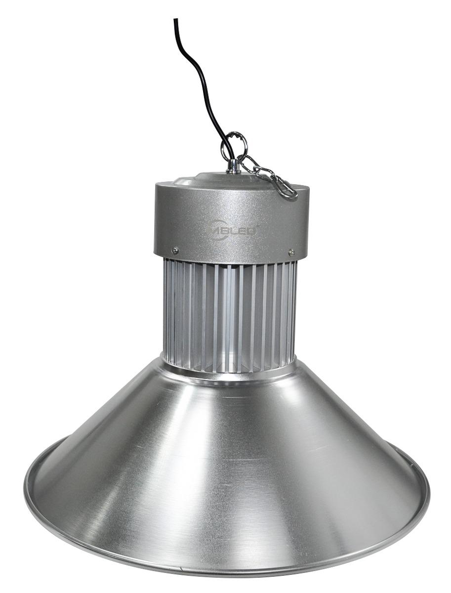 50 Lumin Ria De Led Para Galpao Industrial 100w 7500 Lumen R