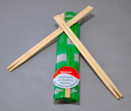 50 pares de palitos chinos