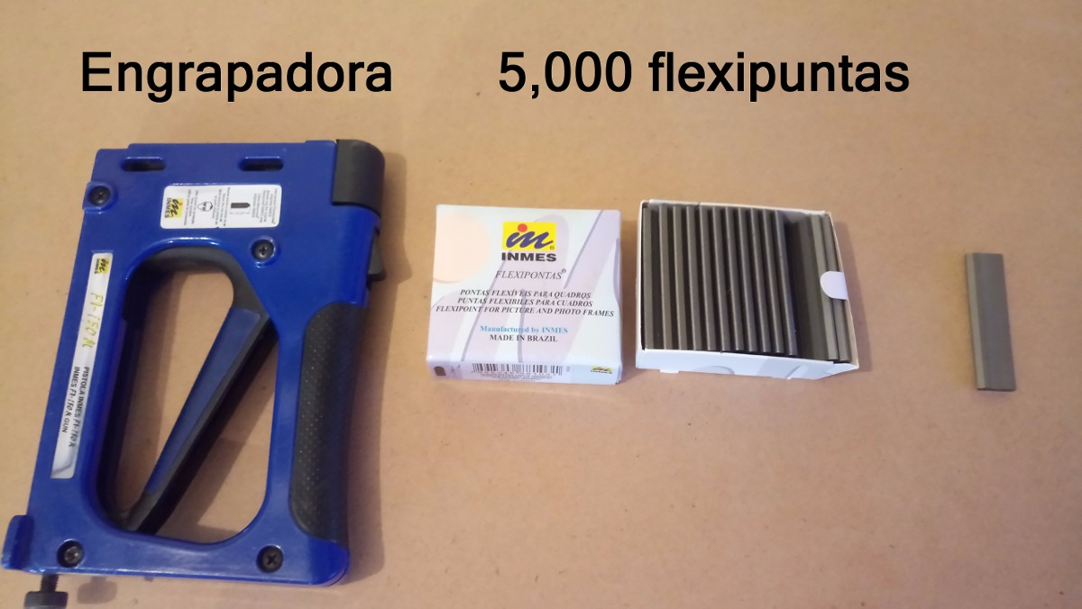5,000 Flexipuntas, Grapas Flexibles, Inmes, Logan. - $ 649.00 en ...