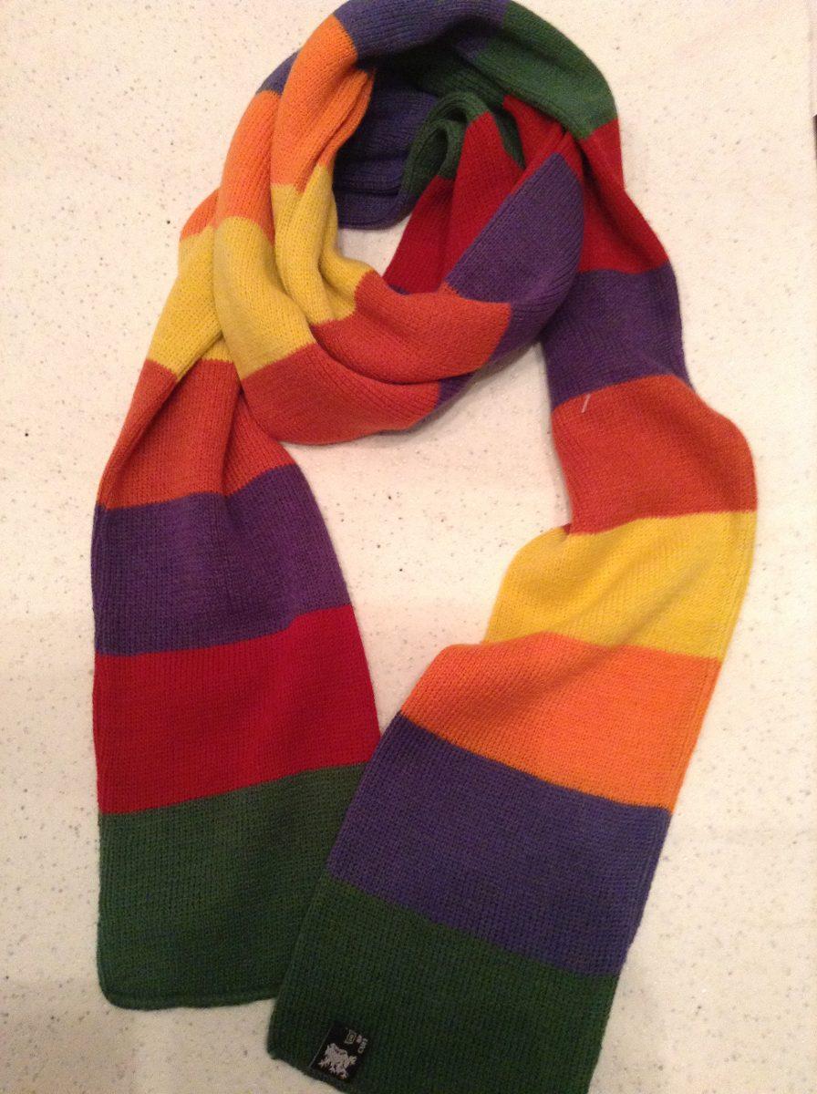Hermosa Bufandas De Colores Embellecimiento - Ideas de Decoración de ...