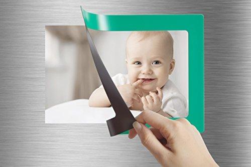 6-pack Magnético Imagen Marcos Para Refrigerador 4x6 Pulgad ...