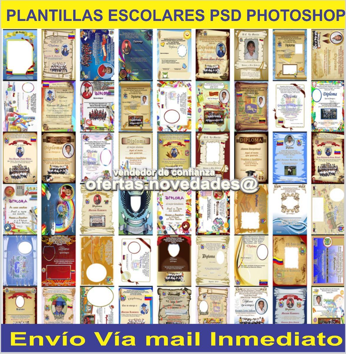 Famoso Plantillas De Título De Photoshop Embellecimiento - Ejemplo ...