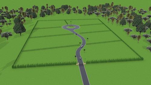8 terrenos en venta,medidas entre 3000 y 4000 mts. paysandu