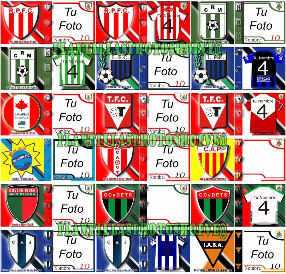 90 Plantillas Photoshop Sublimar Tazas Equipo Fútbol Uruguay - $ 360 ...