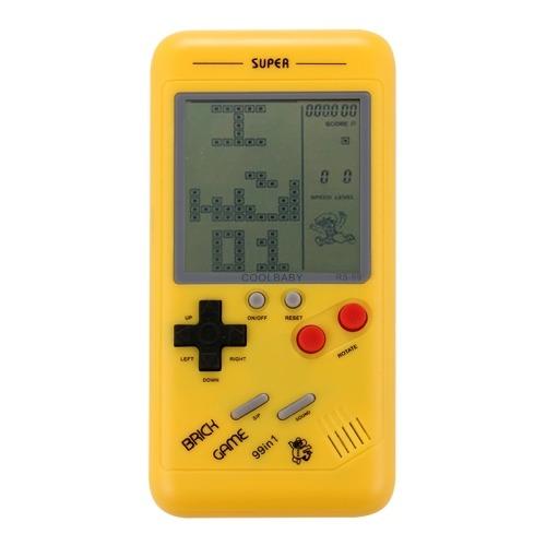 99 Retro Clasico Tetris Consola Juego Portatil Pantalla 3 5