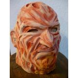 Mascara En Látex - Freddy Krueger.