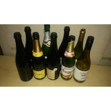 Botellas De Sidra O Espumante Vacias (b803)