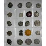 Tp Lote 5 Hojas Transprentes De Album P Coleccion De Monedas