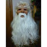 Mascaras En Latex - Papa Noel