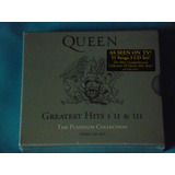 Queen Greatest Hits 1,2,3(boxset) 3 Cd