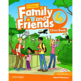 Family And Friends 4 / Class Book + Workbook - 2nd Edition
