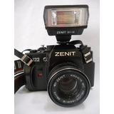 Camara Fotos Zenit 122 - No Funciona El Obturador.