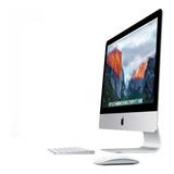 Macbook Apple iMac 21,5 Intel Core I5 8gb 1tb Mac X10.11 Amv