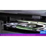 Multifuccion Epson Tx730 Impresora Cd/dvd + Sistema Continuo