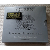 Queen - Platinum Collection Greatest Hits (3 C Ds Box Set)