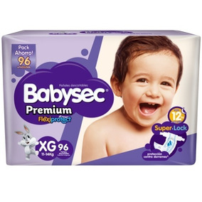 Babysec Premium Xg (11 A 14 Kg) - X96