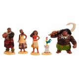 Set De Figuras Moana