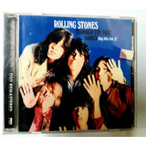 Cd Rolling Stones Through The Past Darkly 2002 Remaster Oka