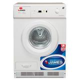 Secarropas James 7kg C96 Por Condensacion Bigsale