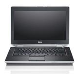 Notebook Dell E6420 Core I5 + 250 Gb + 4gb +funda + Win7pro
