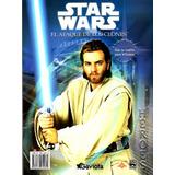 Star Wars El Ataque De Los Clones / Libro Para Colorear