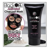 Mascarilla Negra De Carbón Activo Black-off