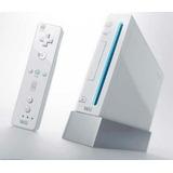 Nintendo Wii Destrabada Muchos Juegos 1 Control Garantia