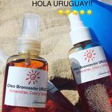 Olios Bronceador Urucum ,coco Y Almendras(aceites Br145 Ml C