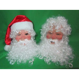 Mascaras En Látex - Santa Claus