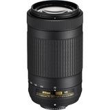 Lente Nikon 70-300 Mm Af-p Vr , 1 Año Garantía Oficial!