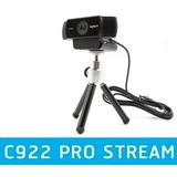 Logitech 960 001087 Webcam C922 Pro Stream
