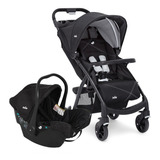 Travel System Coche Baby Silla Compacto Joie Muze - Mvd Kids