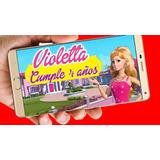 Tarjetas Infantiles Para Cumpleanos Barbie En Mercado Libre
